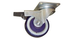 Light Duty Pressed Steel Castors