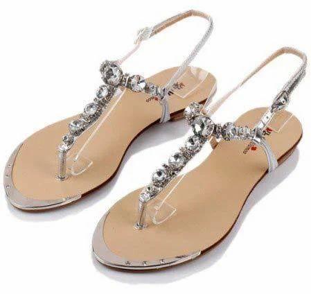 Designer Partywear Ladies Footwear