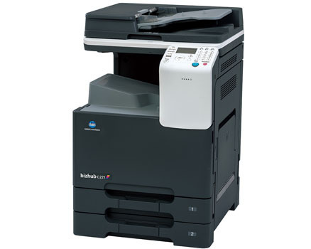 Digital Color Photocopy Machine