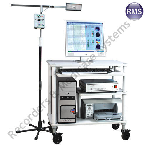 RMS 24 Channel EEG Machine, Hospital And Laboratory