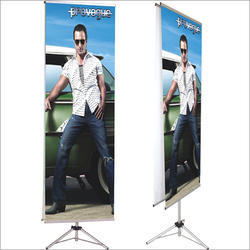 Poster Display Standee