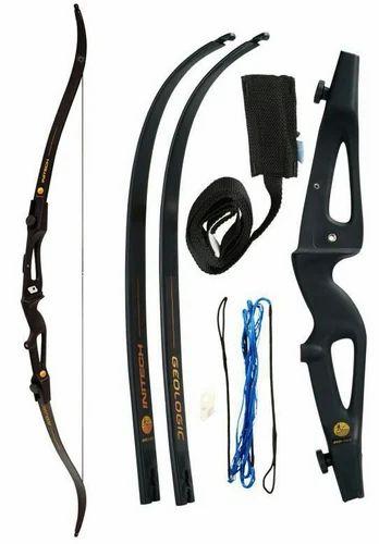 Retailer of Archery Manipuri Bow & Recurve Bow by Mavi