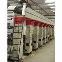 Aluminum Foil Rotogravure Printing Machine