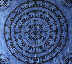 Mandala Tapestry Bed Cover