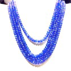 Tanzanite Faceted Beads