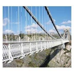 Suspension Bridge, Bridge Construction - Aquatic Pumps Industries ...