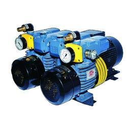 Twin Head Single Vacuum Pressure Pumps