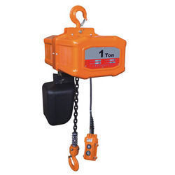 Damar Electric Chain Hoist, Capacity: 10-15 ton