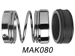 MAK080 Mechanical Seals