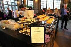 Corporate Products Launch Catering
