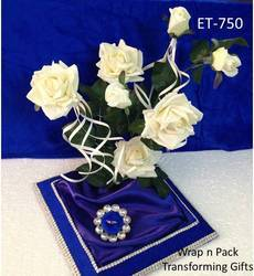 White Rose Ring Tray