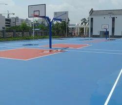 Basketball Court Surface Floor Coating