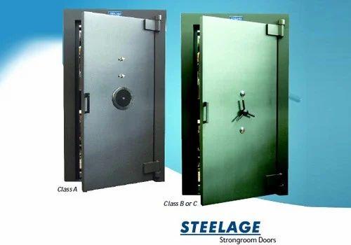 Steelage Strong Room Door  sc 1 st  IndiaMART & Steelage Strong Room Door Doors And Windows | Zyen Business ... pezcame.com