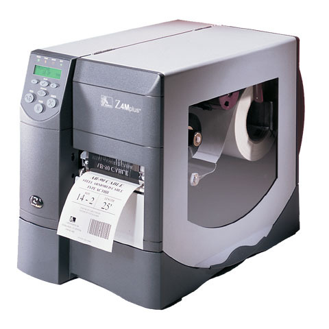 ZM 400 Zebra Printers - View Specifications & Details of