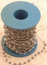 Gemstone Beaded Chain