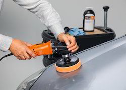 Single Stage Angle Polisher