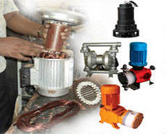 Submersible Pumps Repair Services And Sales
