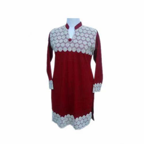 db836d925a Designer Woolen Kurti at Rs 600 /piece | Guru Arjun Dev Nagar ...