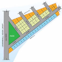 Proposed Residential Layout In Tadasinkoppa
