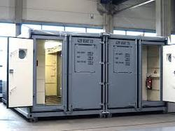 Workshop & Laboratory Container