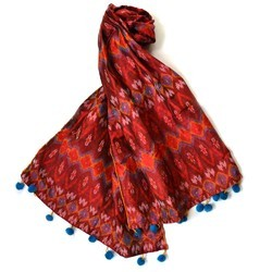stole design Designer Stoles and Scarves | Dabri, New Delhi | Jv Digital  stole design