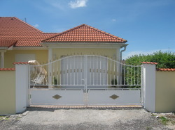 Residential Wrought Iron Gates