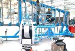 Laser Tracker For Aerospace Inspection