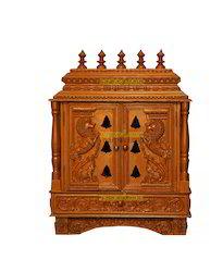Pooja Mandir Wooden Pooja Mandir Manufacturer from Chennai