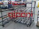 Industrial Roller Pipe Rack