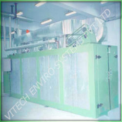 Batch Type Hot Air Oven