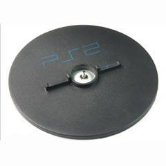 sony playstation 2 slim. vertical stand for sony playstation 2 slim ps2 scph-7xxxx se