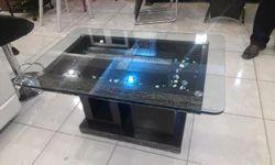 SSLW Standard Wooden Center Table