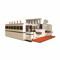 Printer Slotter Die Cutter Stacker Machines