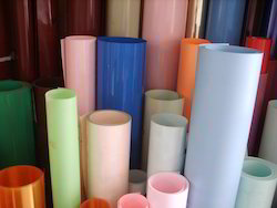 Opaque Rigid PVC Films & Sheets