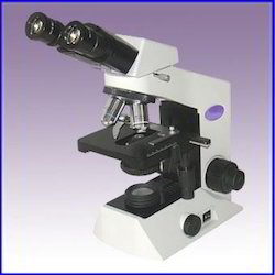 Biological Microscope With Seidentopf Binocular Head