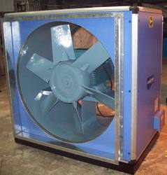 Flame Proof Axial Flow Exhaust Fans