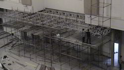 Fixed Roof Truss