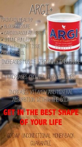 Argi + 320 Nutritional Supplements Best In Cardio Vascular