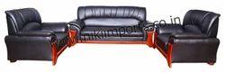 ZMS 232 Designer Sofa Set - Rexine