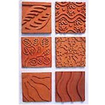 Terracotta Roof Tile Terracotta Decorative Items Johari
