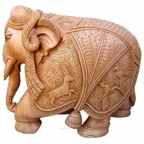 Wooden Elephant View Specifications Details Of Wooden Elephant