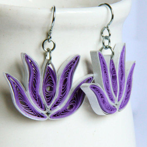 Product Image Read More Quilling Earring