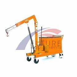 Counterbalance Floor Crane