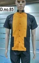 Yellow Service Uniform