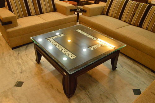 Samrat Interiors Square Centre Table, Samrat Interiors ...