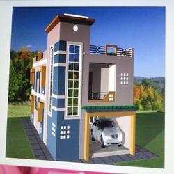 Front Porch likewise Indian Home Designs With Elevations as well Single Storey Traditional Lots likewise 3d Elevation Service as well Watch. on 3d house designs and floor plans