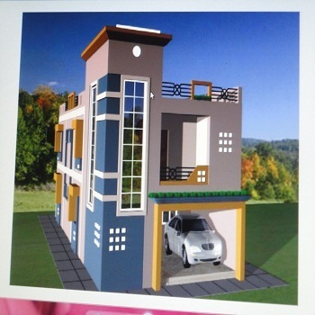 3 D Elevation Design