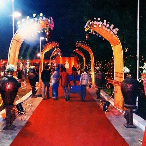 Rajasthan Royals Theme Song Free Download: Indian Style Entrance Decorations In 22 Godam Industrial