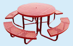 various fiber Round Table, for Hotel