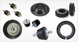 Bushes and Rubber Diaphragms